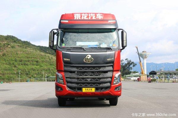 东风柳汽 乘龙H7重卡 580马力 6X4牵引车