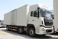 东风商用车 天龙VL重卡 290马力 6X2 9.6米厢式载货车(DFH5200XXYA)