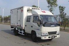 江铃 顺达窄体 116马力 4X2 3米冷藏车(JMT5040XLCXA2)