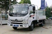 福田 奥铃速运 110马力 3.83米排半栏板轻卡(BJ1045V9JD6-F2)