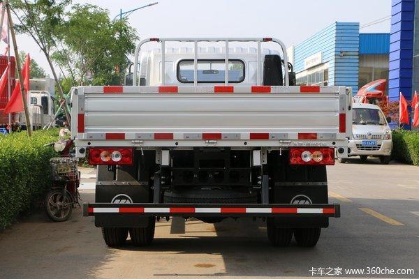 优惠0.4万包头市奥铃CTS载货车促销中