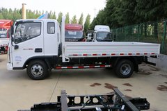 福田 奥铃新捷运 115马力 3.83米排半栏板轻卡(BJ1045V9JDA-FA) 卡车图片