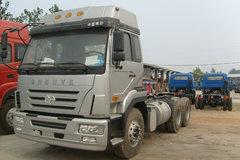 精功 远征重卡 375马力 6X4 牵引车(ZJZ4251DPH4AZ3) 卡车图片
