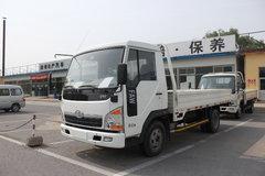 青岛解放 赛虎III 115马力 4.2米单排栏板轻卡 卡车图片
