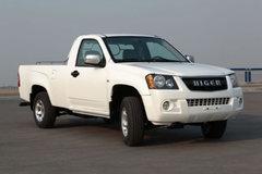 金龙 海格 2011款 两驱 2.6L柴油 单排皮卡 卡车图片