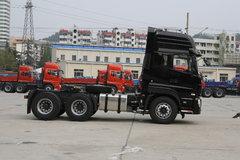 东风商用车 天龙重卡 420马力 6X4 牵引车(黑金刚)(DFL4251A10) 卡车图片