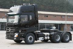 东风商用车 天龙重卡 420马力 6X4 牵引车(黑金刚)(DFL4251A10)