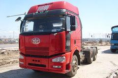解放 J6P重卡 350马力 6X4 牵引车(CA4250P66K24T1A6E)