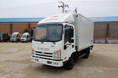 唐骏欧铃 T1系列 110马力 3.7米单排厢式轻卡(万里扬5T32)(ZB5041XXYKDD6V) 卡车图片