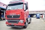 中国重汽 HOWO T7H重卡 440马力 6X4 LNG牵引车(国六)(ZZ4257V384HF1LB)图片