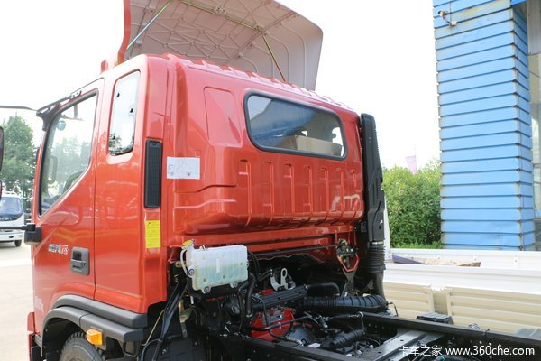 奥铃CTS载货车火热促销中 让利高达0.2万