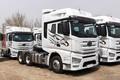 一汽解放 J7重卡 550马力 6X4 AMT自动挡牵引车(一汽)(CA4250P77K25T1E5)图片