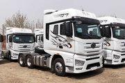 一汽解放 J7重卡 550马力 6X4 AMT自动挡牵引车(一汽)(CA4250P77K25T1E5)