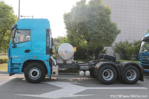 降价促销国六气罐�h�LG5牵引车仅售39万