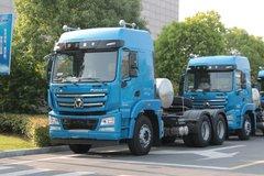 徐工 �h�L(汉风)G5 400马力 6X4LNG牵引车(XGA4250N5NC) 卡车图片