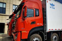 东风商用车 天龙KL重卡 465马力 8X4 9.4米冷藏车(DFH5311XLCAX1V) 卡车图片