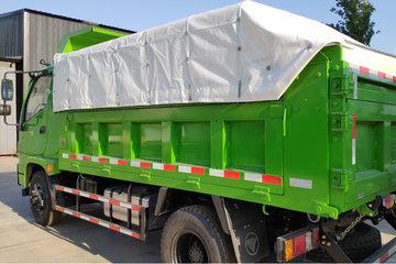 福田 瑞沃E3 131马力 4X2 3.5米自卸车(5挡)(BJ3043D9PDA-FA)图片