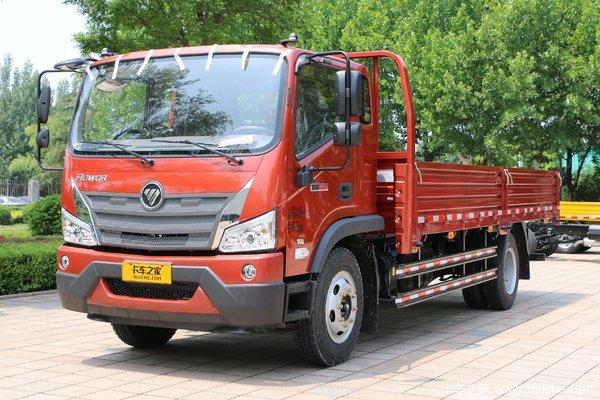 降价促销锡盟瑞沃ES3载货车仅售12.44万