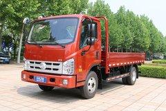 福田 时代H2 115马力 4.18米单排栏板轻卡(BJ1043V9JEA-J7) 卡车图片
