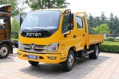 福田时代 M3 115马力 3.22米双排栏板轻卡(BJ1043V9AD6-AB) 卡车图片