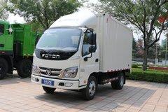福田时代 M3 88马力 3.67米单排厢式轻卡(BJ5046XXY-AD) 卡车图片