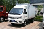 福田 祥菱M2 1.5L 112马力 汽油/CNG 3.3米单排厢式微卡(BJ5030XXY-BB)