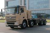徐工重卡 E700 8X4 5.6米纯电动自卸车(XGA5311ZLJBEVW)