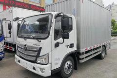 福田 欧马可S3系 143马力 3.96米单排厢式轻卡(顺肇牌)(SZP5040TSCBJ11) 卡车图片