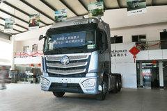 福田 欧曼EST 6系重卡 510马力 6X4牵引车(12挡)(BJ4259SMFKB-AC) 卡车图片