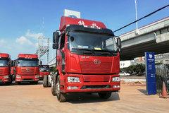 一汽解放 J6L中卡 质惠版 240马力 6X2 8.7米栏板载货车(CA1250P62K1L7T3E5) 卡车图片