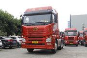 青岛解放 JH6重卡 运满满定义车 500马力 6X4牵引车(CA4250P25K2T1E5A)