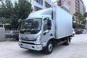 福田 奥铃新捷运 170马力 4.14米单排厢式轻卡(宽轴距)(BJ5048XXY-A1)