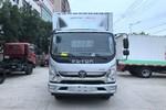 福田 奥铃新捷运 130马力 3.8米排半厢式轻卡(国六)(BJ5048XXY8JDA-AB2)图片