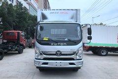 福田 奥铃新捷运 156马力 3.8米排半厢式轻卡(BJ5088XXY-A1)图片
