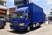 江淮 康铃H6 156马力 4.18米单排厢式轻卡(HFC5043XXYP91K1C2V)