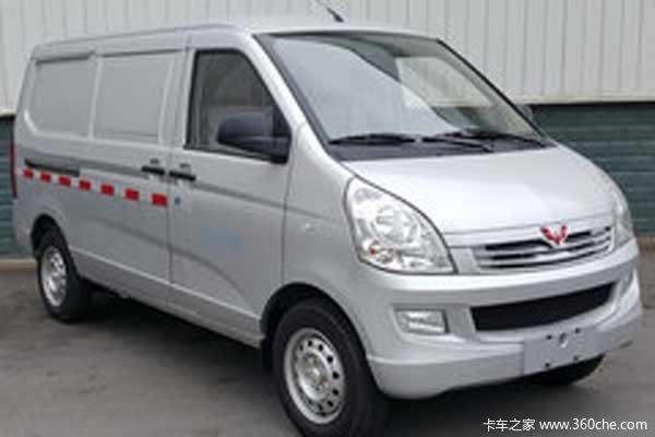 五菱 荣光 2020款 基本型 7座 99马力 1.5L面包车(国六)