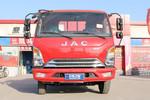 江淮 康铃J3窄体 115马力 4.18米单排仓栅式轻卡(HFC5041CCYP93K1C2V)
