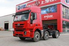 上汽红岩 杰狮M100重卡 390马力 6X2 牵引车(CQ4256HXVG273C) 卡车图片