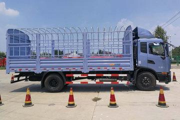 东风商用车 天锦KR中卡 180马力 4X2 6.8米排半仓栅式载货车(京五II)(DFH5160CCYEX3B)图片