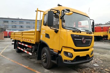 东风商用车 天锦KR中卡 180马力 4X2 6.8米栏板载货车(京五II)(DFH1160EX3B)图片