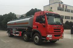 青岛解放 龙V 220马力 6X2 运油车(锡宇牌)(法士特)(WXQ5251GYYC5)