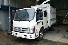 福田时代 H2 115马力 3.12米双排仓栅式轻卡(BJ5043CCY-A8) 卡车图片