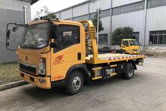 中国重汽 HOWO 悍将 143马力 4X2 清障车(湖北江南-江特牌)(JDF5040TQZZ5)