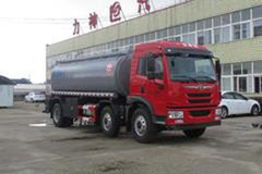 青岛解放 龙V 220马力 6X2 供液车(醒狮牌)(SLS5253TGYC5V)