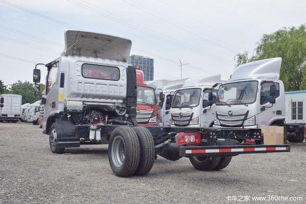 优惠0.3万欧马可S1载货车限时促销中