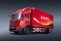 东风商用车 天锦KR中卡 180马力 4X2 6.8米排半厢式载货车(京五II)(DFH5160XXYEX3B) 卡车图片