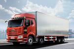 一汽解放 新J6P重卡 领航版 460马力 8X4 9.5米厢式载货车(CA5310XXYP66K24L7T4E5)图片