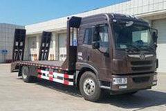 青岛解放 龙V 180马力 4X2 平板运输车(冰花牌)(YSL5169TPBE5)