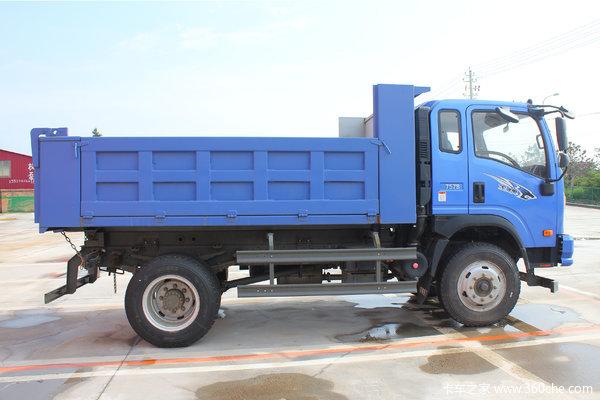 重汽王牌 7系 130马力 4X2 3.8米自卸车(CDW3040A2Q5)
