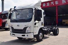 东风柳汽 乘龙L2 115马力 4.165米单排厢式轻卡底盘(LZ5040XXYL2AB) 卡车图片